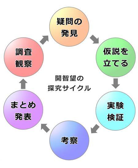 探究サイクル